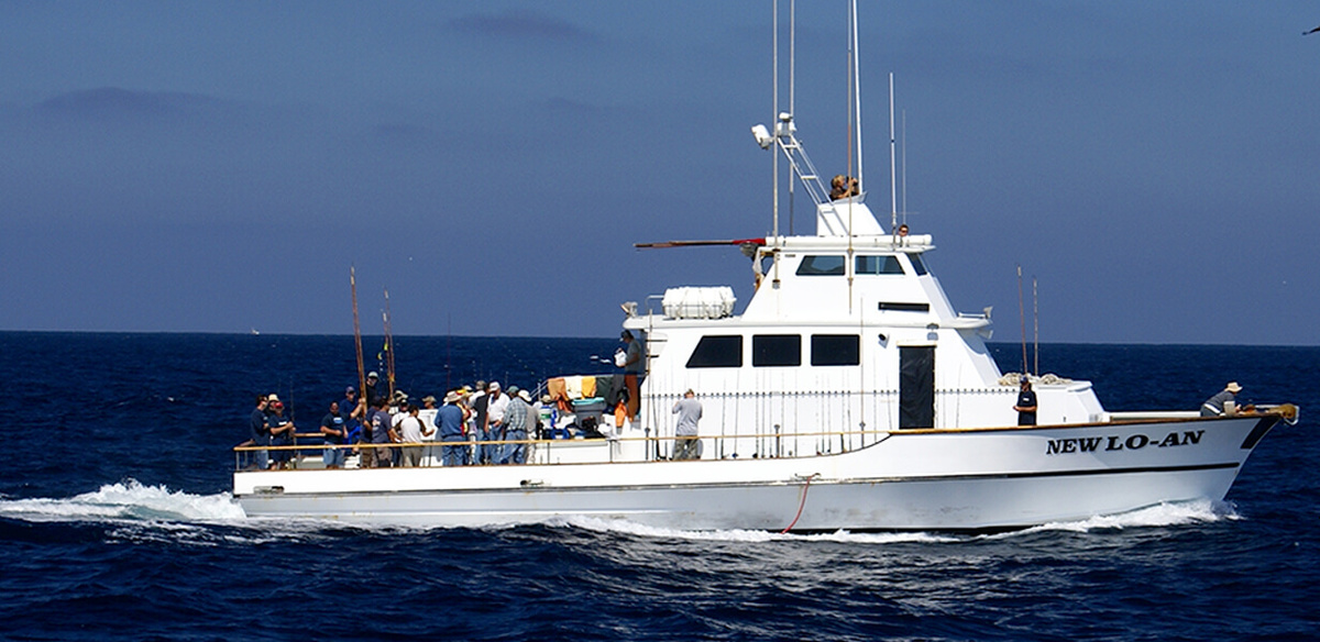 New lo an for Point loma sportfishing fish count